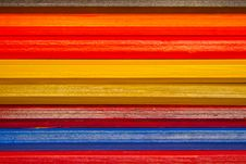 Free Colorful Pencils Background Royalty Free Stock Images - 21438899