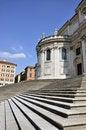 Free Stairs At Santa Maria Maggiore Stock Image - 21441701