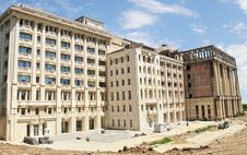 Free Romanian Academy Building Stock Photos - 21440383