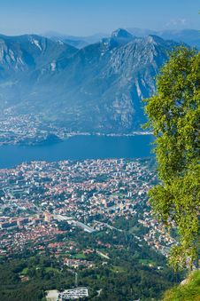 Free Lecco Royalty Free Stock Image - 21441856