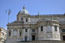 Free Santa Maria Maggiore Art Stock Image - 21441881