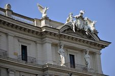 Free Rome Art Detailed Stock Images - 21442124