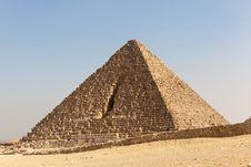 Free Pyramid Egypt Stock Image - 21442241