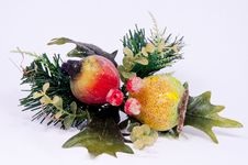 Free Christmas Holiday Decorations Stock Images - 21443014