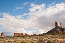 Free Desert Vista Stock Photo - 21443500