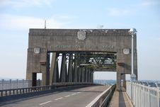 Free Kincardine Bridge Stock Image - 21446211
