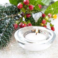 Free Christmas Decoration Stock Photo - 21446830