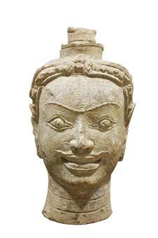 Free Buddha Head Stock Image - 21448111