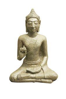 Free Buddha Statue Royalty Free Stock Image - 21448126
