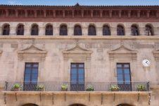 Free Poble Espanyol In Barcelona, Spain Royalty Free Stock Image - 21451276