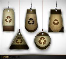 Free Brown, Vintage, Cardboard Stock Image - 21452001