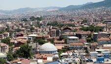 Free The Roofs Of Bursa. Stock Photo - 21457880
