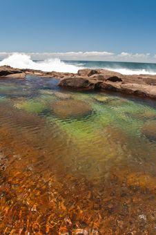 Free Rock Pool Stock Image - 21460521
