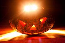 Free Halloween Pumpkin Stock Photo - 21462010