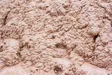 Free Soil Texture Royalty Free Stock Image - 21463216