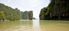 Free James Bond Island Thailand Royalty Free Stock Photo - 21463845