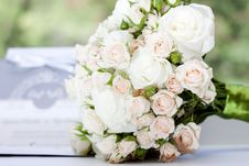 Free Wedding Bouquet Royalty Free Stock Images - 21468319