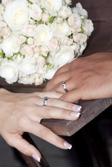 Free Hands And Rings Stock Photos - 21468513