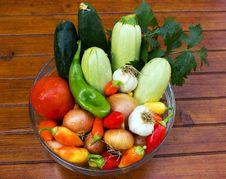 Free Fresh Organic Vegetables Stock Images - 21469784