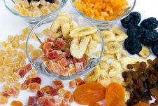 Free Candied And Dried Fruits Stock Images - 21470154