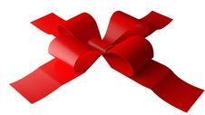 Free Red Bow Stock Photo - 21473050