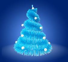Free Christmas Tree Royalty Free Stock Photos - 21473448
