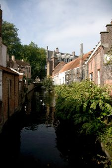 Free Travel In Brugge Stock Image - 21473591