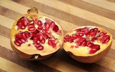 Free Pomegranate Royalty Free Stock Photos - 21474108