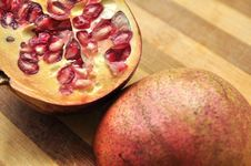 Free Pomegranate Stock Photos - 21474153