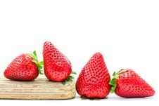 Free Red Strawberries Stock Photos - 21476183
