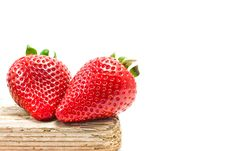 Free Red Strawberries Stock Image - 21476251