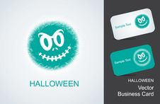 Free Bringing And Business Card Royalty Free Stock Photo - 21476655