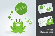 Free Icons Frog Royalty Free Stock Images - 21476769