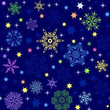 Free Snowflakes Stock Image - 21482151
