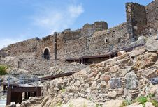 Free Arab-Byzantine Ancient Castle Stock Images - 21482564