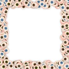 Free Eyeball Frame Stock Photo - 21482870