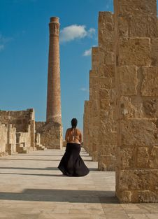 Vendicari Sicily Royalty Free Stock Images