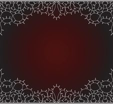Free Seamless Lace Stock Image - 21492781
