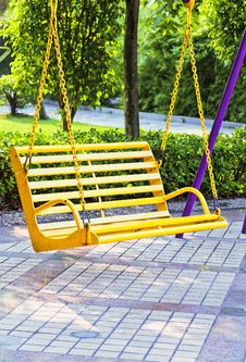 Free Swing Royalty Free Stock Photos - 21493578