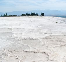 Free Pamukkale Terraces Stock Photo - 21494330