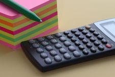 Free Calculation Royalty Free Stock Photo - 2150135