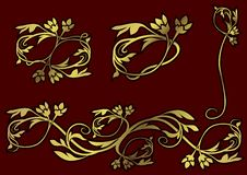 Free Floral Decoration 09 Royalty Free Stock Image - 2150416