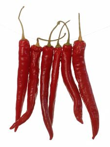 Free Drying Peppers Stock Photos - 2150473