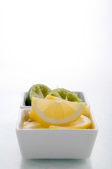 Lemon Lime Royalty Free Stock Images
