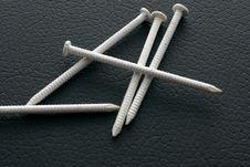 Free White Nails Stock Photos - 2152633