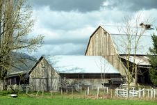 Old Farm Stock Images