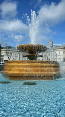 Free Big Fountain Stock Photo - 2152780
