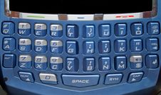 Free PDA Keyboard Stock Photos - 2152843