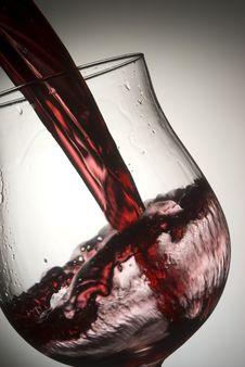Free Wineglass 02 Royalty Free Stock Photography - 2153227
