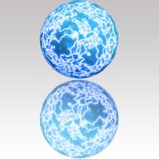 Free Glass Sphere Royalty Free Stock Image - 2153466
